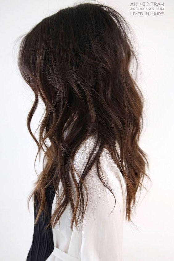 10. Layered Hairstyles & Cuts for Long Hair