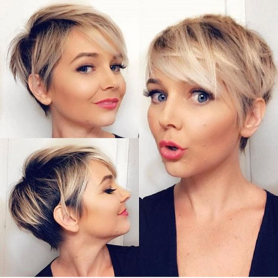 15. Pixie Haircuts for beauty Laides