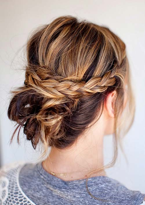 2. Braids to Hold