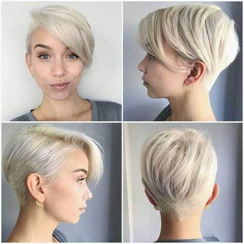 2. Long Pixie with Undercut Hairstyle