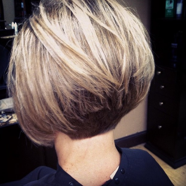 20. Chic Inverted Bob Hairstyles
