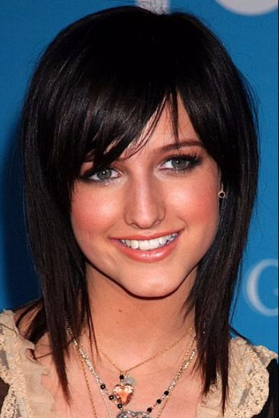 3. Edgy Choppy Hairstyle for Shoulder Length Hair