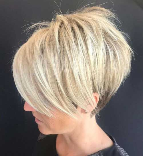 6. Chic Short Bob Haircuts