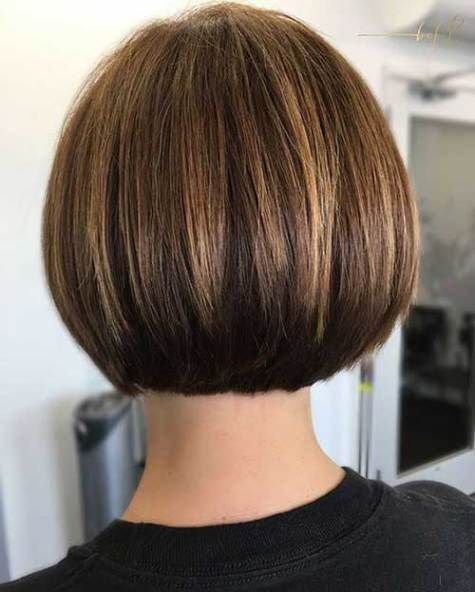 7. Chic Short Bob Haircuts for 2019