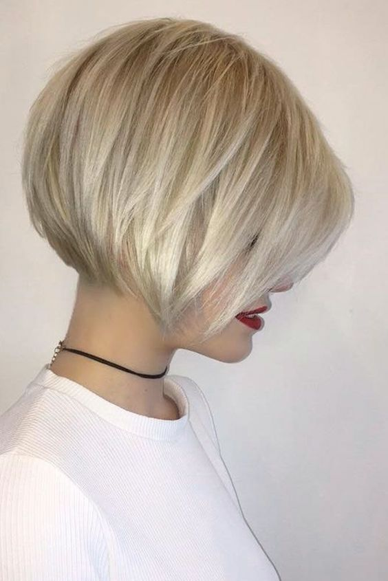 9. Chic Short Bob Hairstyles You Want to Chop Your Hair