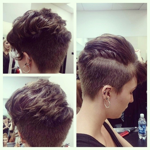 9. Girls with Short Hair