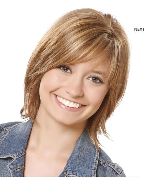 Layered Mid Length Haircuts For Fine Hair 103