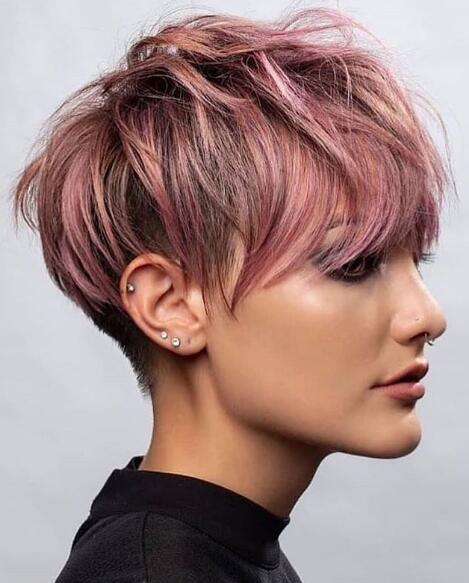 #12. Cute and Fun Short Hairstyles for Stylish Women2