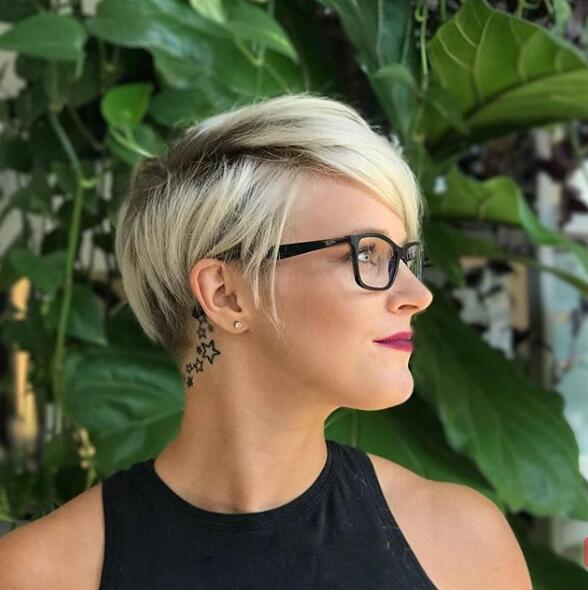 #13. Cute and Fun Short Hairstyles for Stylish Women