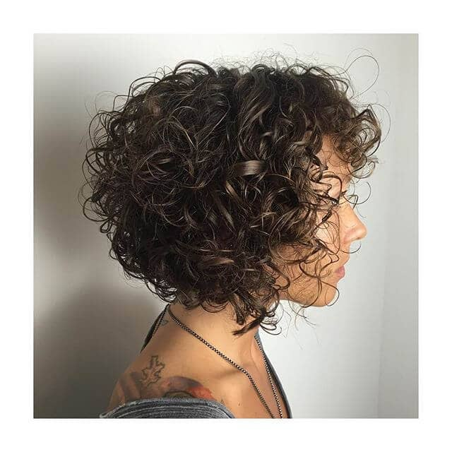 11. Unique Frenzy Curls within a Wave