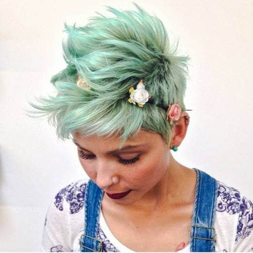 14. Pastel Pixies Best Hair Trends for Young Women