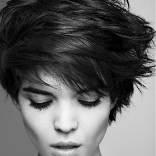 14. Shaggy Hairstyles