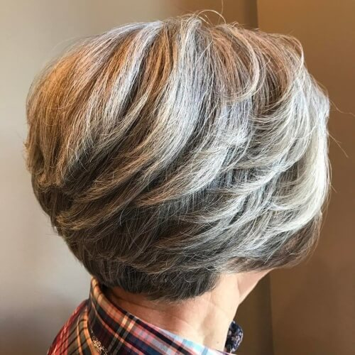 15. Lowlights in Short Hairstyles