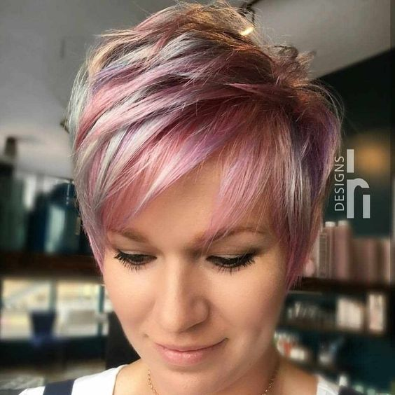 2. Pixie Cuts For Women