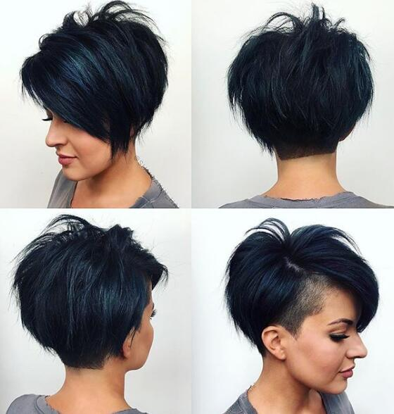 21. Great Haircut and Color