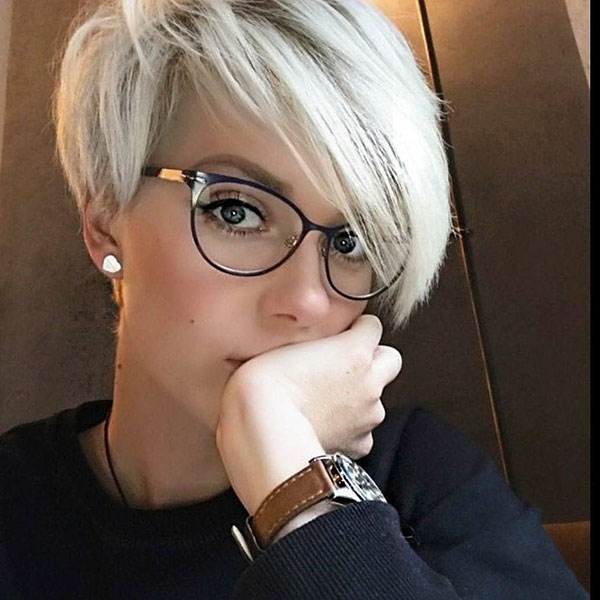 22. Long Pixie Cut