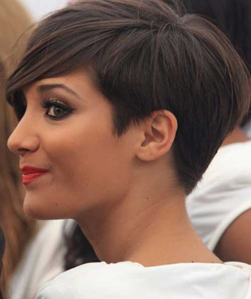 3. Too Hot to Handle Short Pixie