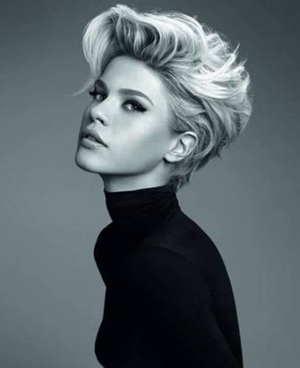 5. The Classy Short Hairstyles for Women