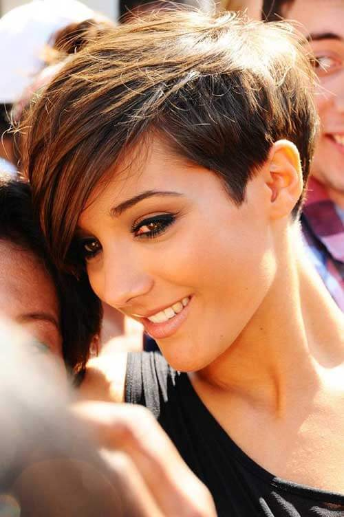 5. The Pixie Cut for Thick Hair