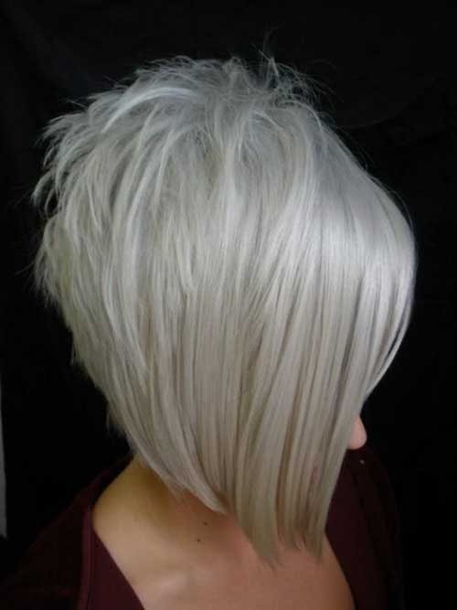 6. Edgy Angled Bob Haircut