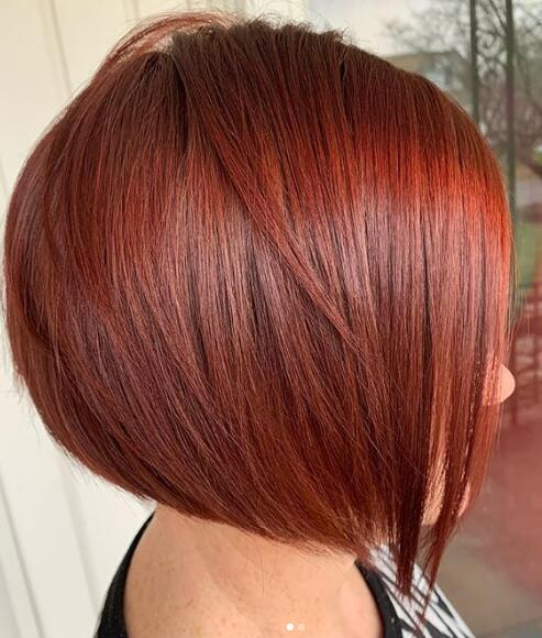7. Red Copper Hair