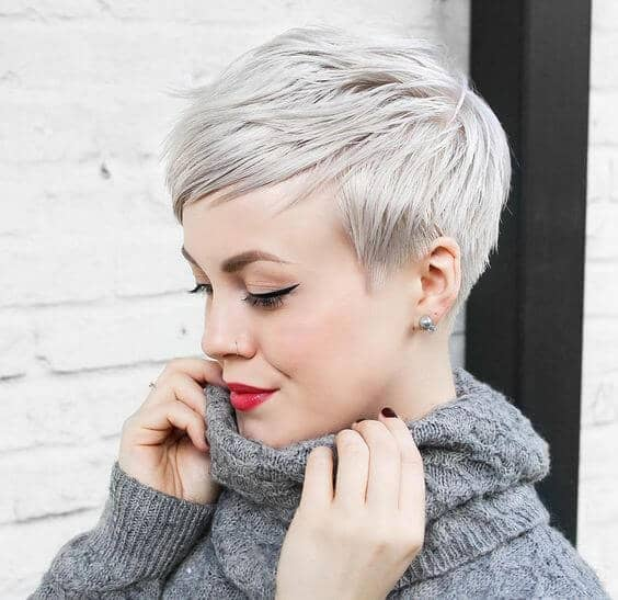 7. The Short Pixie Style for Anyone