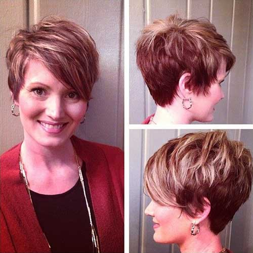 Soft Pixie Hairstyle
