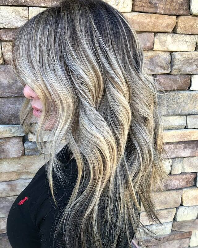 4. Textured Layers With Pointed Waves