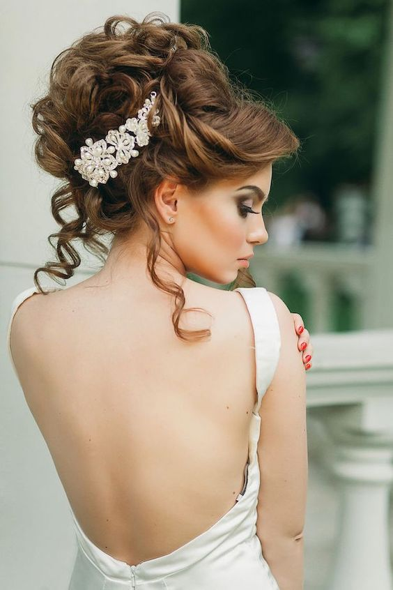 20 Gorgeous Wedding Hairstyles 2