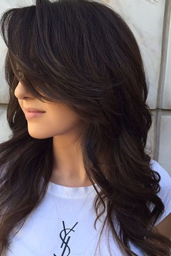 Long Haircuts With Layers For Every Type Of Texture