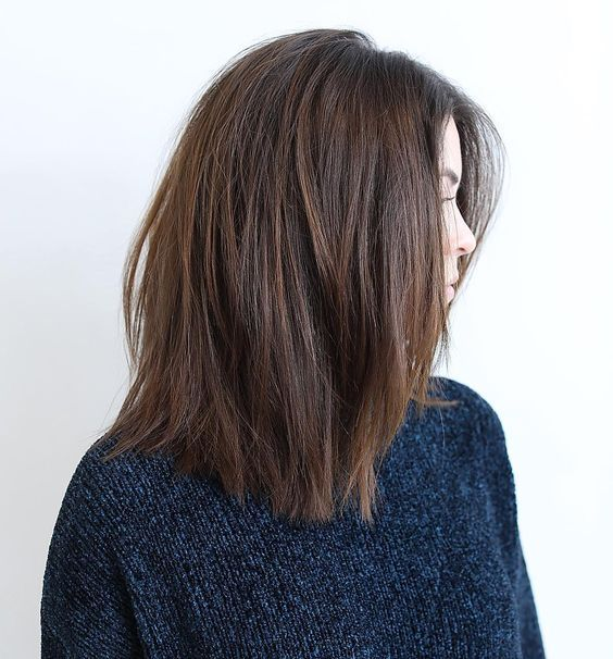 Awesome Stylish Hairstyle Ideas for Mid Length Hair