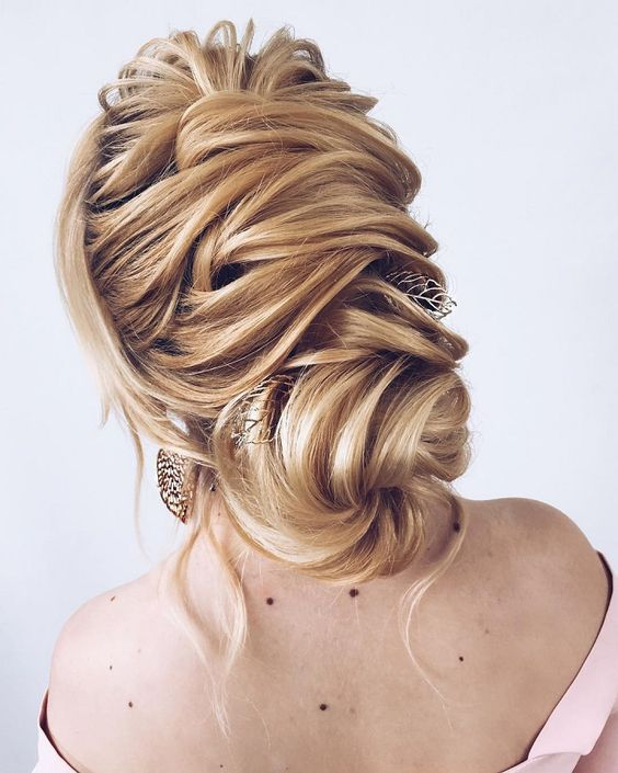 Beautiful hairstyle to inspire