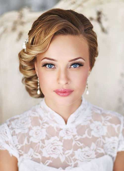 Best Wedding Bun Hairstyles