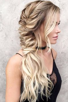 Bohemian hairstyles are oriented on romantic souls who wish to look amazing