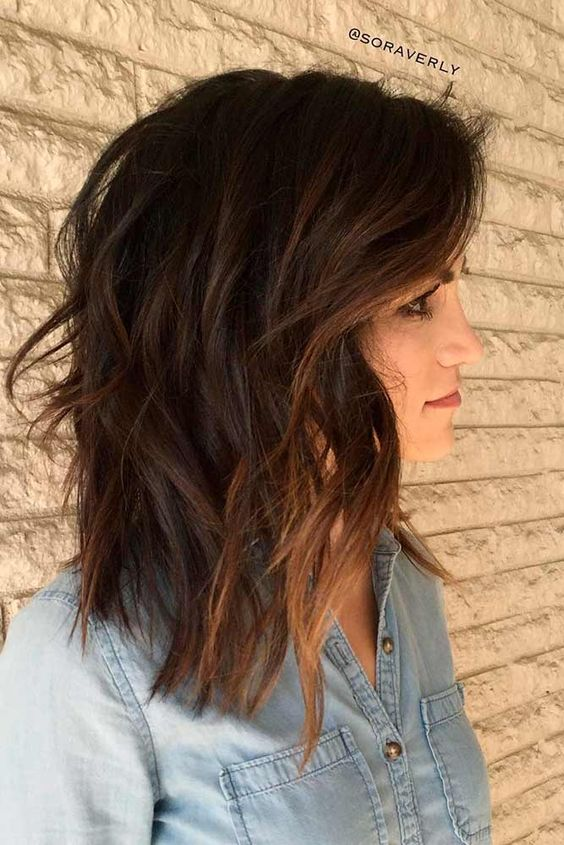 Captivating Medium Length Haircuts