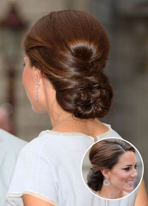 Celebrity Hairstyles Perfect For Your Wedding Day