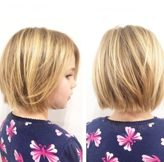 Cute Haircuts for Girls to Put You on Center Stage 6