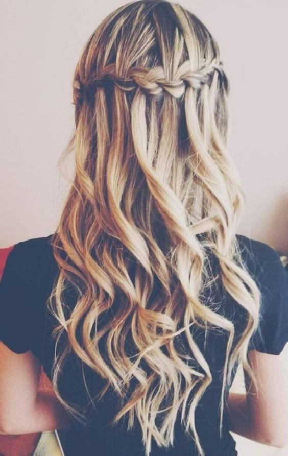 Cute Hairstyles for Teen Girls 2018