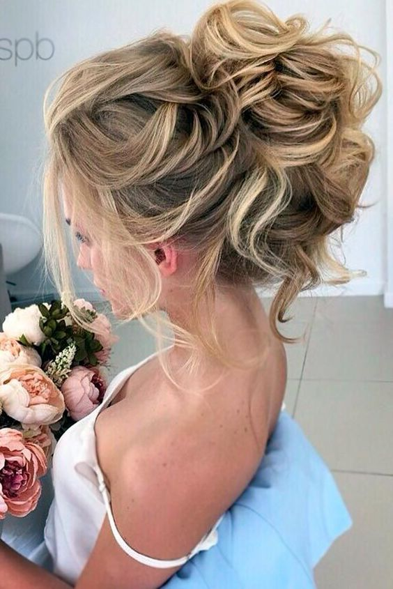 Elegant Wedding Hairstyles for Long Hair