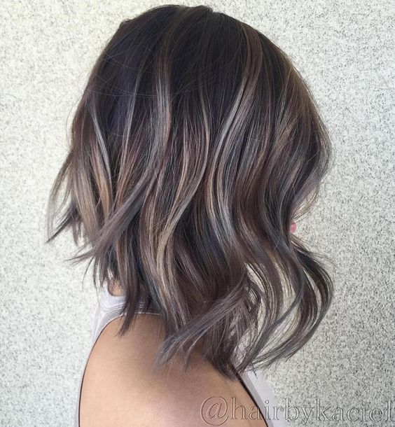 Flattering Balayage Hair Color Ideas for 2018