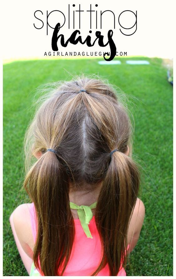 Girl hair styles for toddlers and tweens