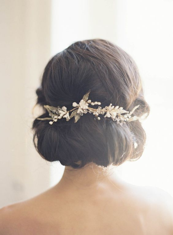 Gorgeous Hairstyles for Bridesmaids