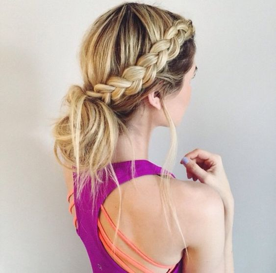 Heatless Hairstyles for Girls Trying to Avoid Damage