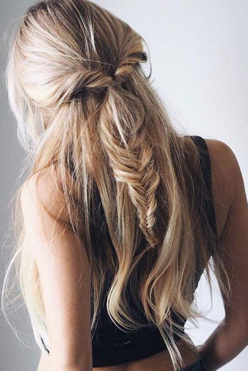 Looking for pretty boho hairstyles