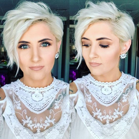 Mind-Blowing Short Hairstyles for Short Lover
