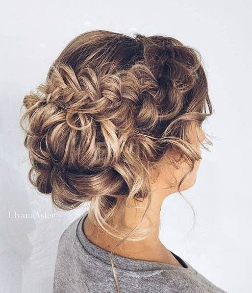 Most Beautiful Updos for Prom