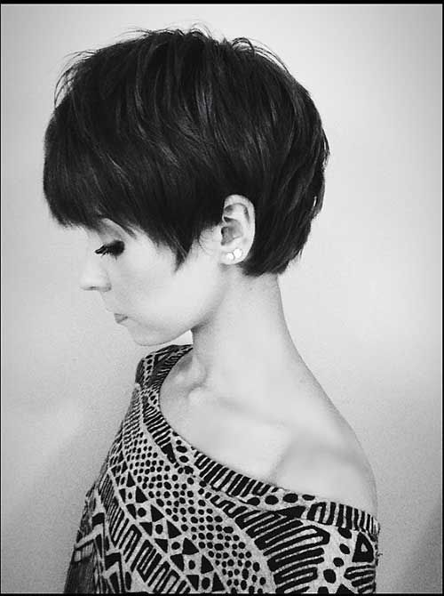 New Pixie Haircuts for Girls、
