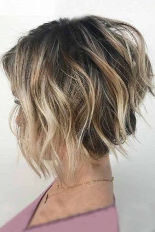 Pictures Of A-Line Bob Haircuts