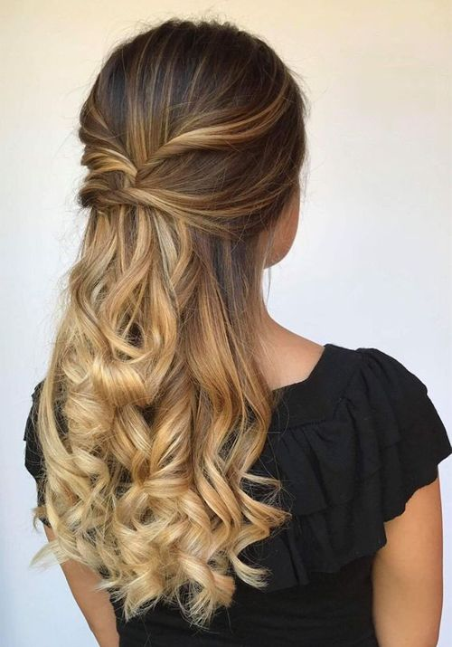 Prom Hairstyles 2019 That are Simply Gorgeous