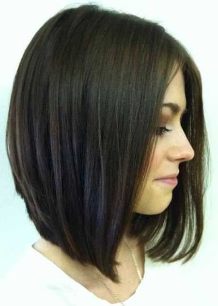 Simple Haircuts for Round Faces